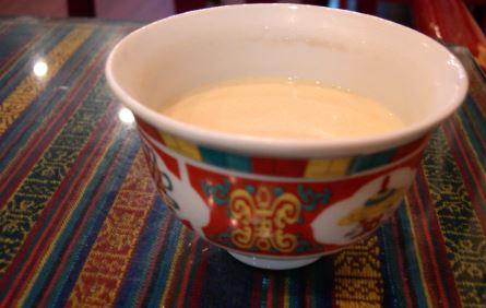 suja butter tea
