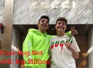Faze Rug Net worth YouTube